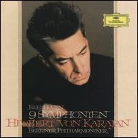 Beethoven: The Nine Symphonies [1963] - Gundula Janowitz (soprano); Hilde Rössl-Majdan (contralto); Waldemar Kmentt (tenor); Walter Berry (bass baritone); Wiener Singverein (choir, chorus); Berlin Philharmonic Orchestra; Herbert von Karajan (conductor)