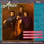 Beethoven: Trio in B flat major, Op. 11; Zemlinsky: Trio in D minor, Op. 3; Nin: Among Friends