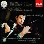 Beethoven: Violin Concerto/Brahms: Violin Concerto