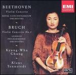 Beethoven: Violin Concerto; Bruch: Violin Concerto No. 1