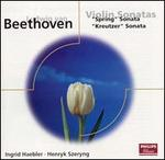 "Beethoven: Violin Sonatas - ""Spring"" Sonata, ""Kreutzer"" Sonata"