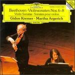 Beethoven: Violinsonaten Nos. 6-8