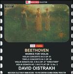 Beethoven: Works for Violin