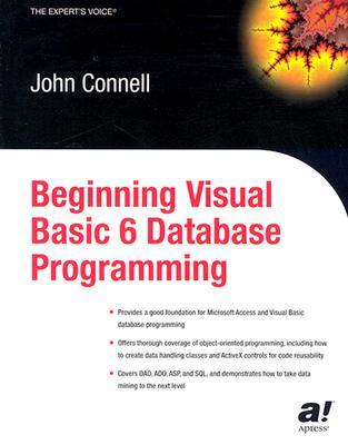 Beginning Visual Basic 6 Database Programming - Connell, John