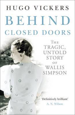 Behind Closed Doors - Vickers, Hugo