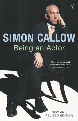 Being an Actor - Callow, Simon