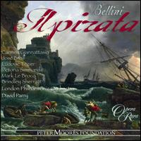 Bellini: Il Pirata - Brindley Sherratt (vocals); Carmen Giannattasio (vocals); Jose Bros (vocals); Ludovic Tézier (vocals);...