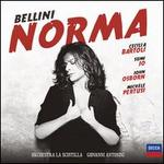 Bellini: Norma - Cecilia Bartoli (vocals); John Osborn (vocals); Liliana Nichiteanu (vocals); Michele Pertusi (vocals); Reinaldo Macias (vocals); Sumi Jo (vocals); International Chamber Vocalists (choir, chorus); La Scintilla; Giovanni Antonini (conductor)