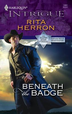 Beneath the Badge - Herron, Rita