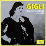 Beniamino Gigli: Arias, Duets And Songs 1926-1937