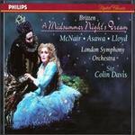 Benjamin Britten: A Midsummer Night's Dream - David Newman (bass); Gwynne Howell (vocals); Ian Bostridge (tenor); John Mark Ainsley (tenor); Mark Tucker (tenor); Neal Davies (baritone); Robert Lloyd (vocals); Stephen Richardson (vocals); Sylvia McNair (soprano)