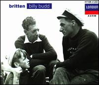 Benjamin Britten: Billy Budd - Benjamin Britten (piano); Benjamin Luxon (vocals); Bryan Drake (vocals); David Bowman (vocals); David Kelly (vocals);...