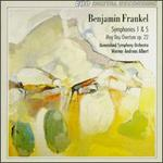 Benjamin Frankel: Symphonies Nos. 1 & 5; May Day Overture, Op. 22