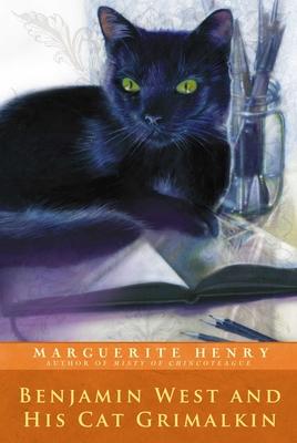 Benjamin West and His Cat Grimalkin - Henry, Marguerite