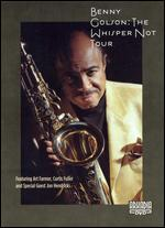 Benny Golson: The Whisper Not Tour -