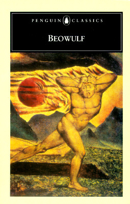 Beowulf: Old English Edition - Anonymous, and Alexander, Michael (Editor)