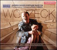 Berg: Wozzeck - Alan Woodrow (tenor); Andrew Shore (baritone); Clive Bayley (bass); Iain Paterson (bass); Jean Rigby (mezzo-soprano);...