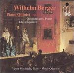 Berger: Piano Quintet, Op. 95
