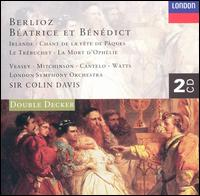 Berlioz: Béatrice et Bénédict - April Cantelo (vocals); Eric Shilling (vocals); Helen Watts (vocals); John Cameron (vocals); John Mitchinson (vocals);...