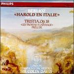 "Berlioz: Harold en Italie; Tristia, Op. 18; ""Les Troyens à Carthage"" Prelude"