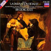 Berlioz: La Damnation de Faust - Frederica Von Stade (mezzo-soprano); José van Dam (bass); Kenneth Riegel (tenor); Malcolm King (baritone);...