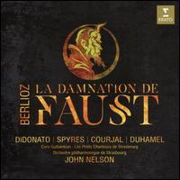 Berlioz: La Damnation de Faust - Alexandre Duhamel (baritone); Joyce DiDonato (mezzo-soprano); Michael Spyres (tenor); Nicolas Courjal (bass);...