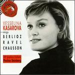 Berlioz: Les Nuits, Op.7/Ravel: Sh�h�razade/Chausson: Po�me De L'Amour Et De La Mer, Op.19