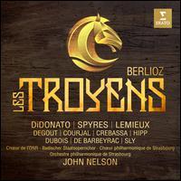 Berlioz: Les Troyens - Agnieszka Slawinska (soprano); Bertrand Grunenwald (bass); Cyrille Dubois (tenor); Frederic Caton (bass);...