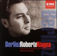 Berlioz - Angela Gheorghiu (soprano); Gérard Depardieu (spoken word); Jean-Marc Zvellenreuther (guitar); Jeffrey Cohen (piano);...