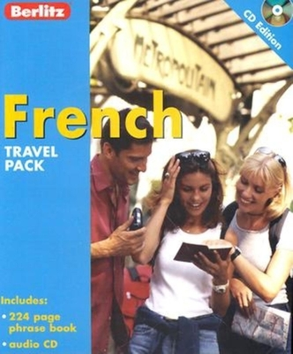 Berlitz French CD Pack - Berlitz Guides (Creator)