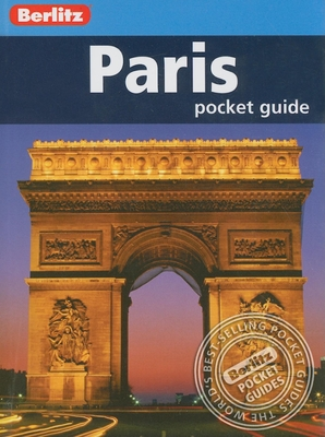 Berlitz Pocket Guide Paris - Gostelow, Martin, and Halliday, Tony (Editor), and Cropper, Simon (Revised by)