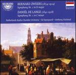 Bernard Zweer: Symphony Nr. 1 in D major; Daniël de Lange: Symphony Nr. 1 in C minor