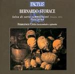 Bernardo Storace: Selva di varie composizioni, parte prima