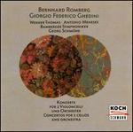 Bernhard Romberg, Giorgio Federico Ghedini: Concertos for 2 Cellos and Orchestra