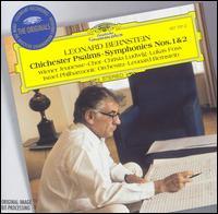 Bernstein: Chichester Psalms; Symphonies Nos. 1 & 2 - Christa Ludwig (mezzo-soprano); Lukas Foss (piano); Wiener Jeunesse-Chor (choir, chorus); Israel Philharmonic Orchestra;...