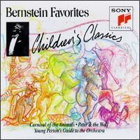 Bernstein Favorites: Children's Classics - Leonard Bernstein