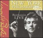 Bernstein Live at the New York Philharmonic - Byron Janis (piano); Eileen Farrell (soprano); Isaac Stern (violin); Jacqueline du Pré (cello); Jennifer Vyvyan (soprano);...