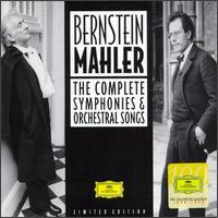 Bernstein/Mahler: The Complete Symphonies & Orchestral Songs - Agnes Baltsa (contralto); Andreas Schmidt (baritone); Barbara Hendricks (soprano); Christa Ludwig (mezzo-soprano);...
