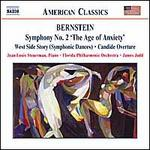 "Bernstein: Symphony No. 2 ""The Age of Anxiety""; West Side Story Symphonic Dances; Candide"