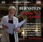 "Bernstein: Symphony No. 3 ""Kaddish"""