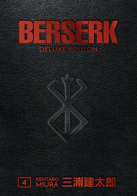 Berserk Deluxe Volume 4 - Johnson, Duane (Translated by)
