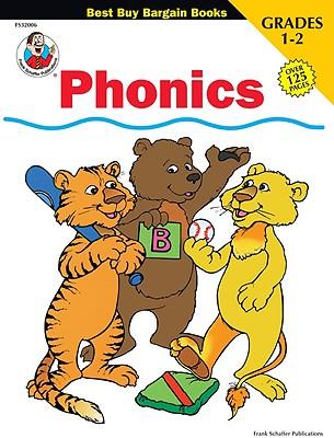 Best Buy Bargain Books: Phonics, Grades 1-2 - School Specialty Publishing, and Carson-Dellosa Publishing
