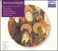 Best-Loved Handel - Andrew Davis (harpsichord); David Briggs (organ); Elizabeth Harwood (soprano); Janet Baker (mezzo-soprano);...