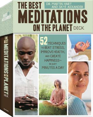 Best Meditations on the Planet Deck - Hart, Martin, PH.D., and Alexander, Skye