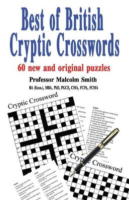 Best of British Cryptic Crosswords - Smith, Malcolm, Professor