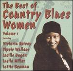 Best of Country Blues Women, Vol. 1 [1923-1930]