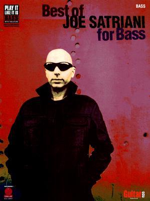 Best of Joe Satriani for Bass - Satriani, Joe