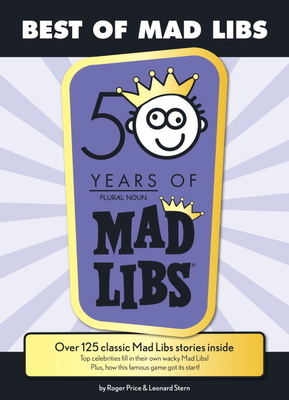 Best of Mad Libs - Price, Roger