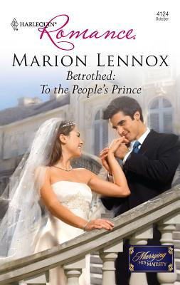 Betrothed: To the People's Prince - Lennox, Marion