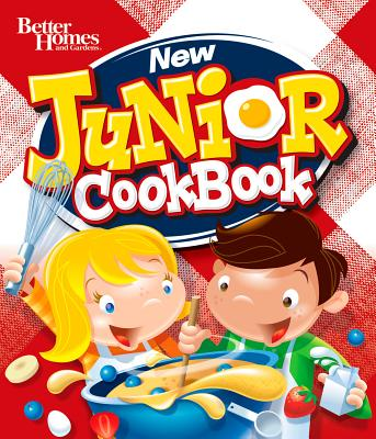 Better Homes and Gardens New Junior Cookbook - Better Homes & Gardens